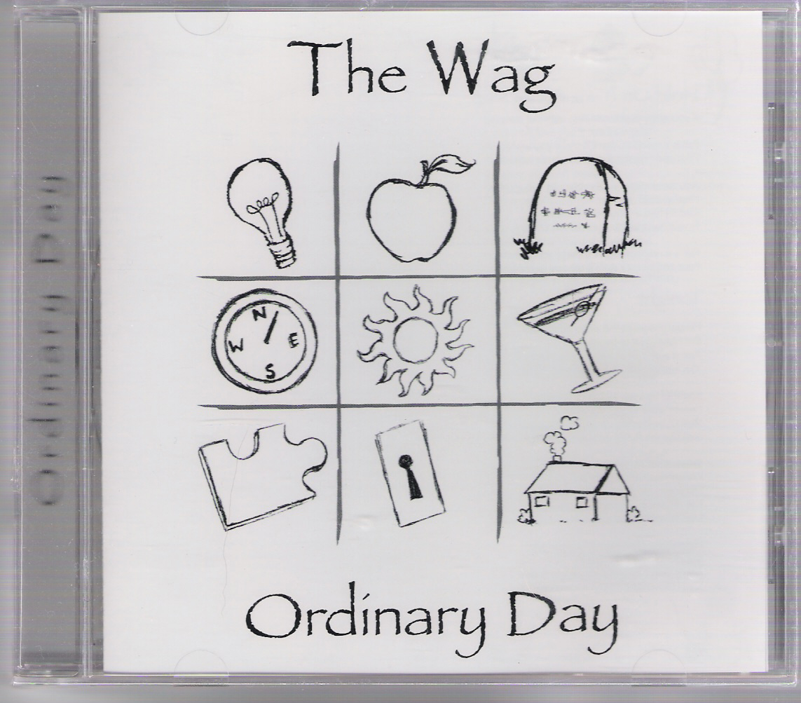 the wag cd 1ordinary day